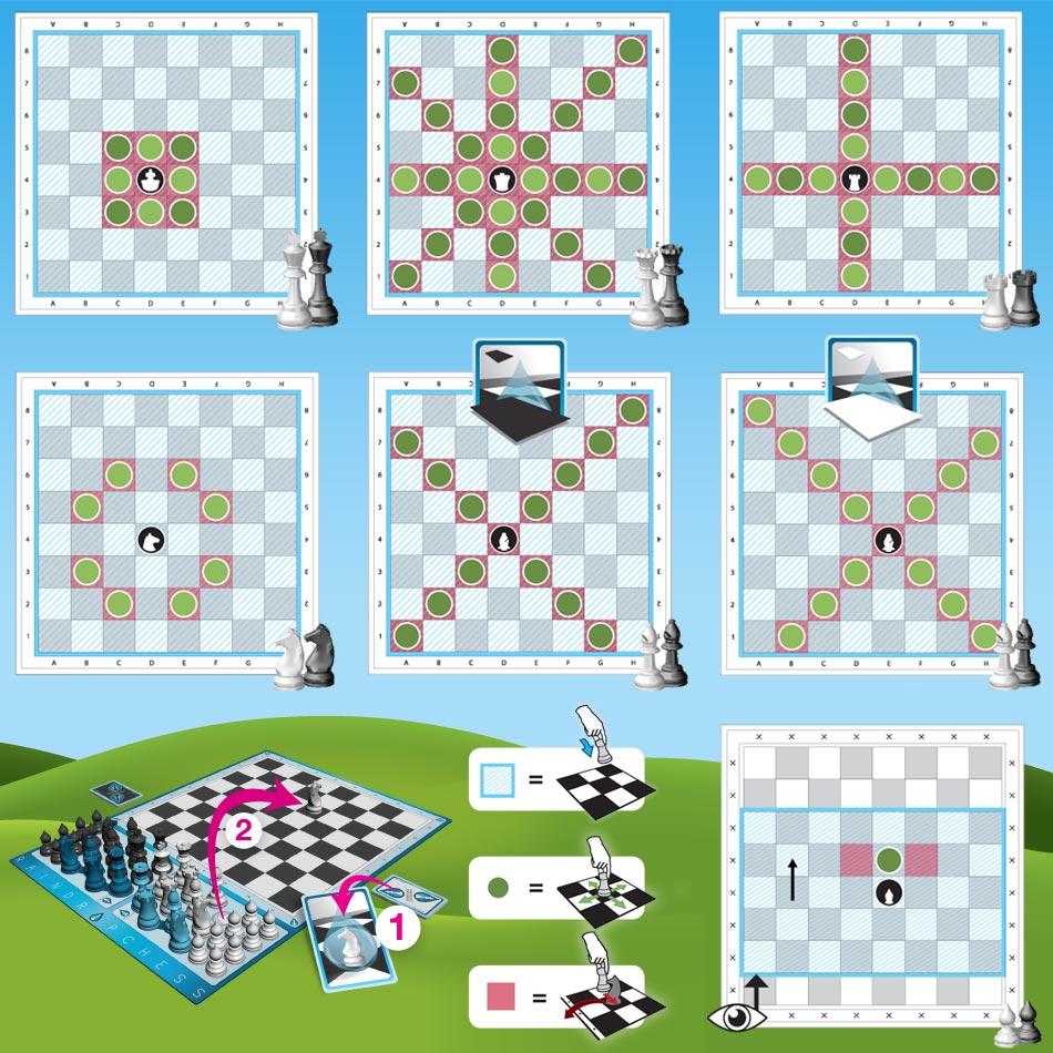 Raindrop Chess Echecs Pour Tous